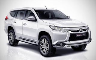 Mitsubishi Pajero Sport 2015-2016