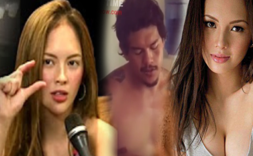 Ellen Adarna and Baste Duterte together