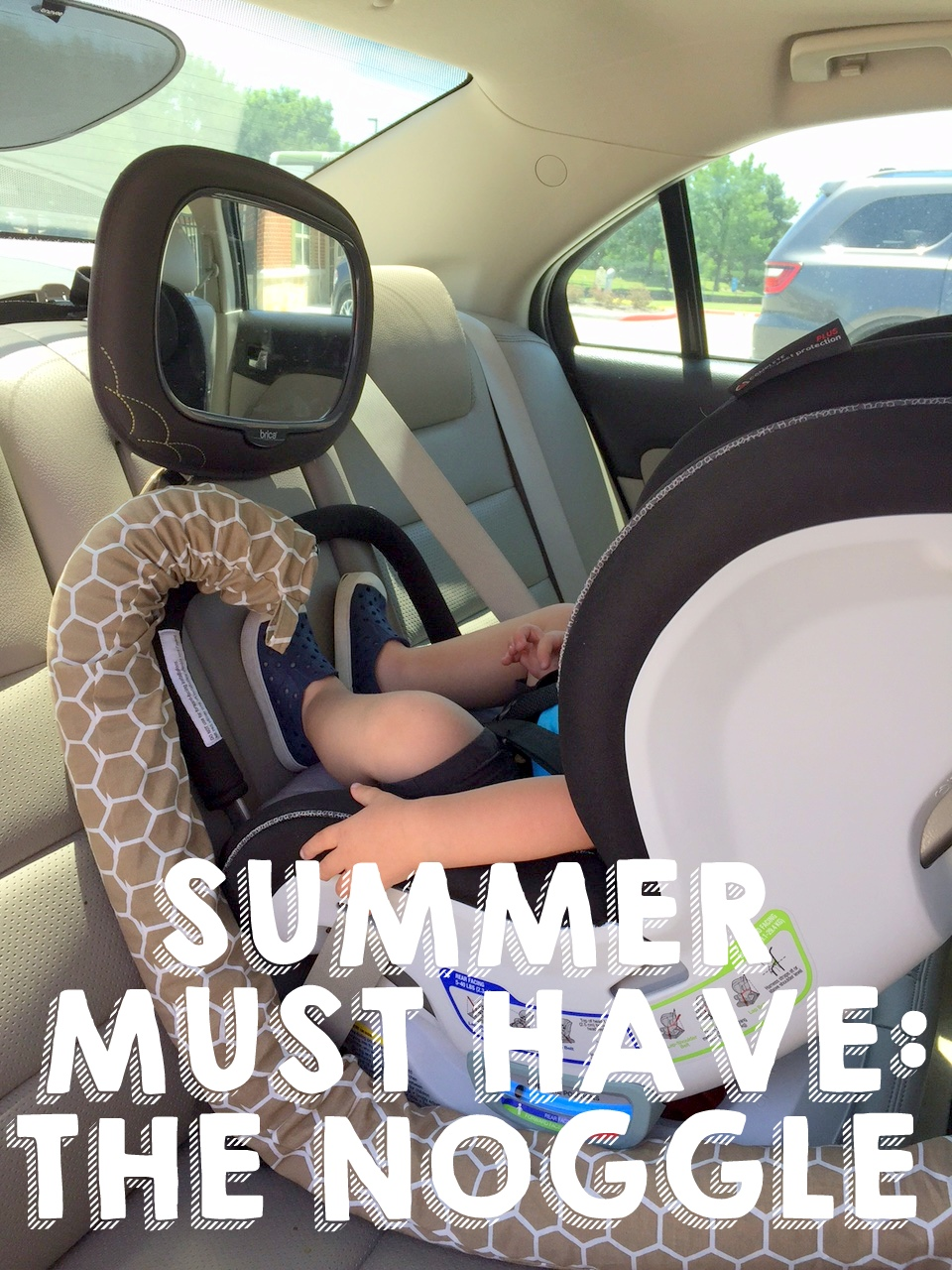 Summer Must Haves: Live And Learn: Toddler Summer Must Have: The Noggle