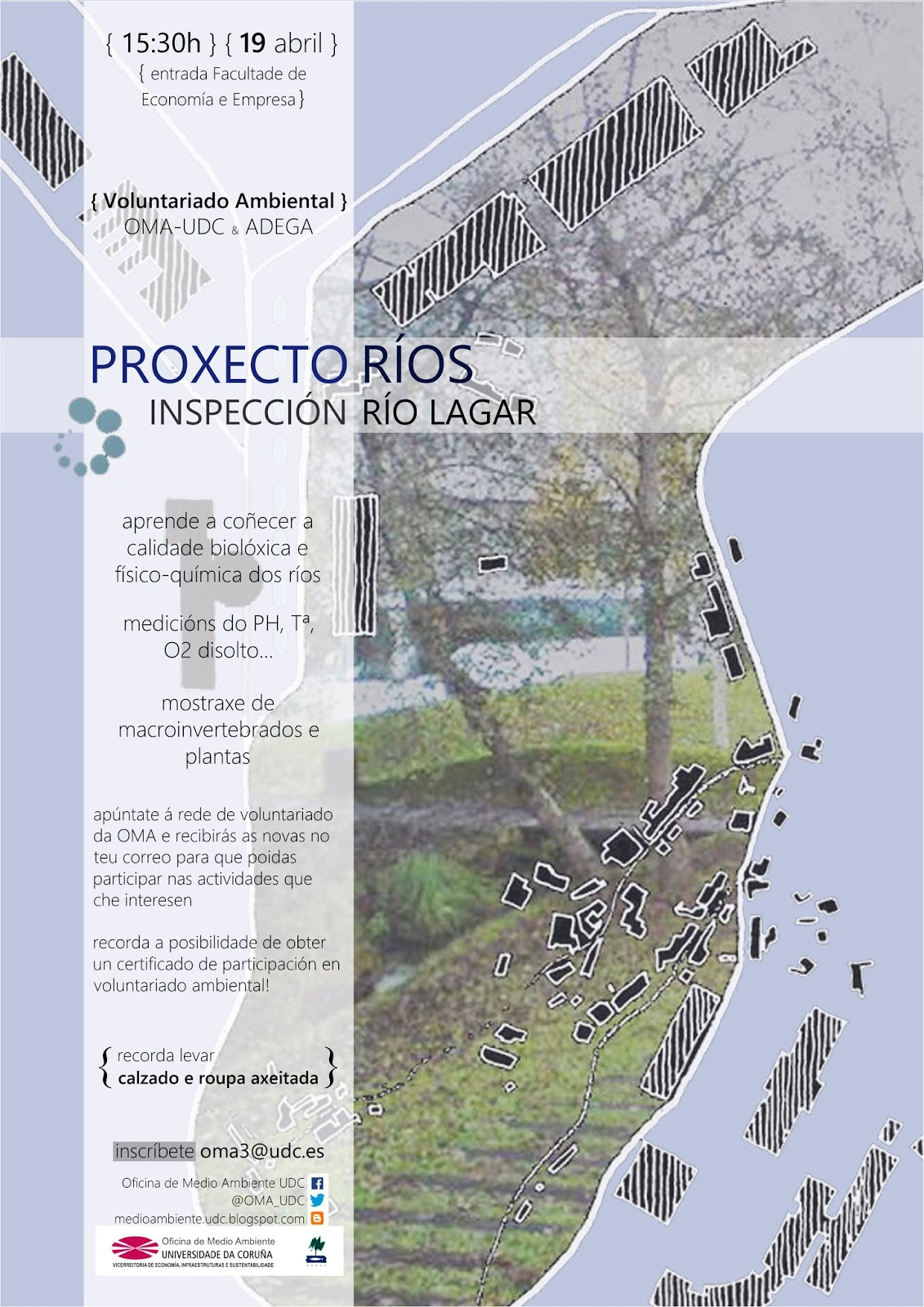 Proxecto rios primavera oficina de medio ambiente for Oficina de medio ambiente