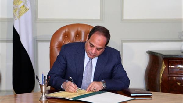 الرئيس يعتمد قرارات هامة للمعلمين والطلاب للارتقاء بمستوى التعليم المصري 7648