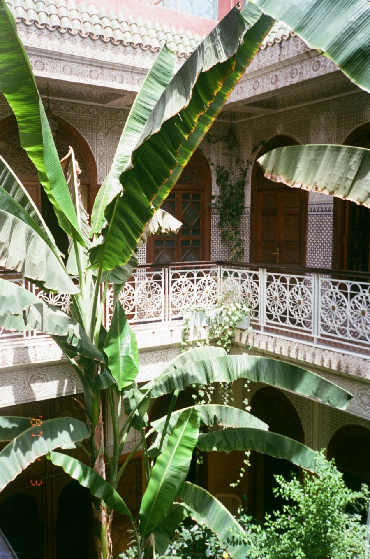 Moroccan Getaway: Riad Jardin Secret