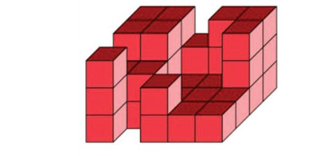 Balok adalah bangun ruang tiga dimensi yang dibentuk oleh tiga pasang persegi atau perseg Mencari Volume Balok Bila Diketahui Ukuran Tertentu