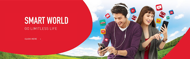 Smartfren Go Limitless Life, Make A Smart World