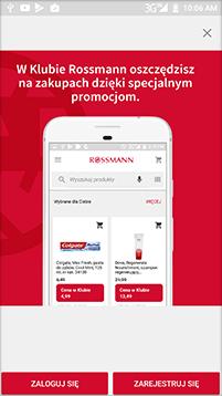 e8dc88fe23f23 granivera.com  Aplikacja klubu Rossmann jak działa    Promocja ...