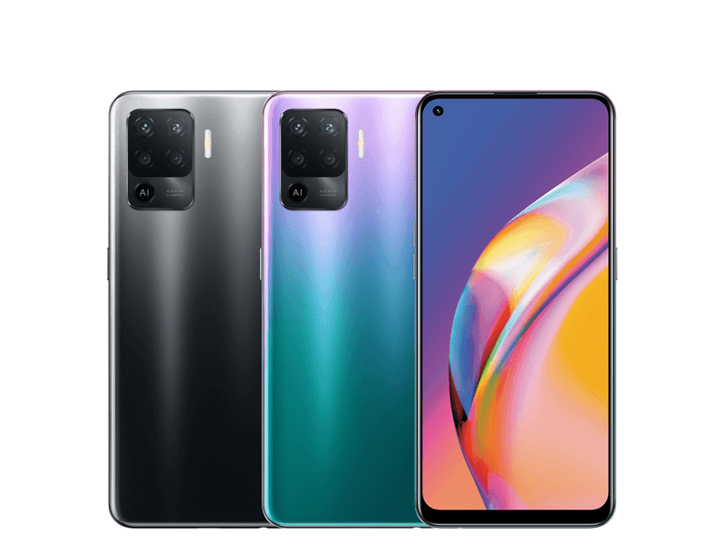 OPPO A94 with Helio P95 and 48MP quad-cam now official!