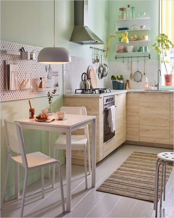 Small Kitchen Diner Ideas Home Interior Exterior Decor Design Ideas