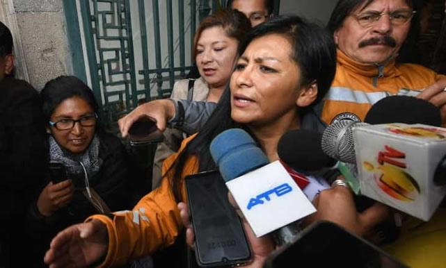 Chapetón asegura que la mayoría de los alteños está al lado de la democracia y respeta al Gobierno de transición
