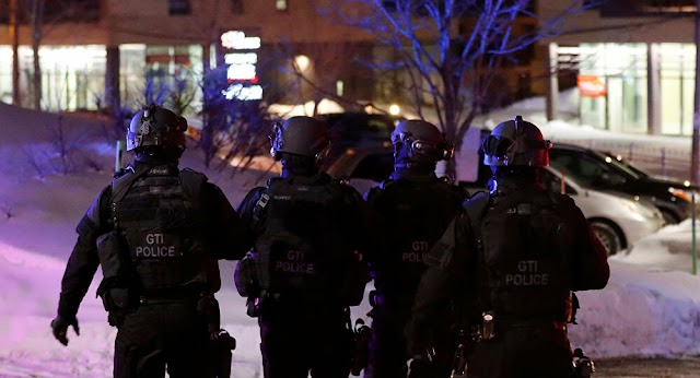 Terrorism : Two  Killed and Five Wounded After Stabbing Attack by a man dressed as Halloween in Quebec ,Francophone Canada