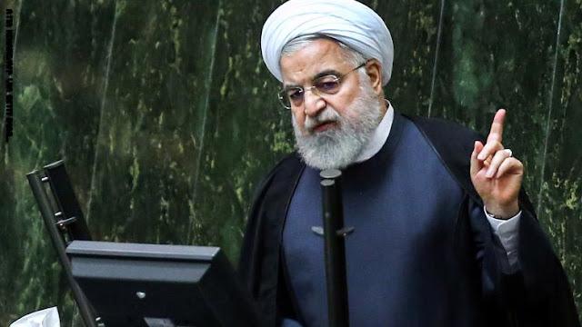 روحاني: الرد النهائي على مقتل سليماني هو طرد أمريكا من المنطقة