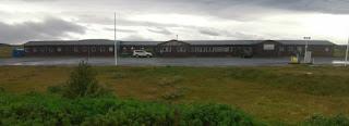 La última gasolinera antes de llegar a Landmannalaugar, Hrauneyjar.