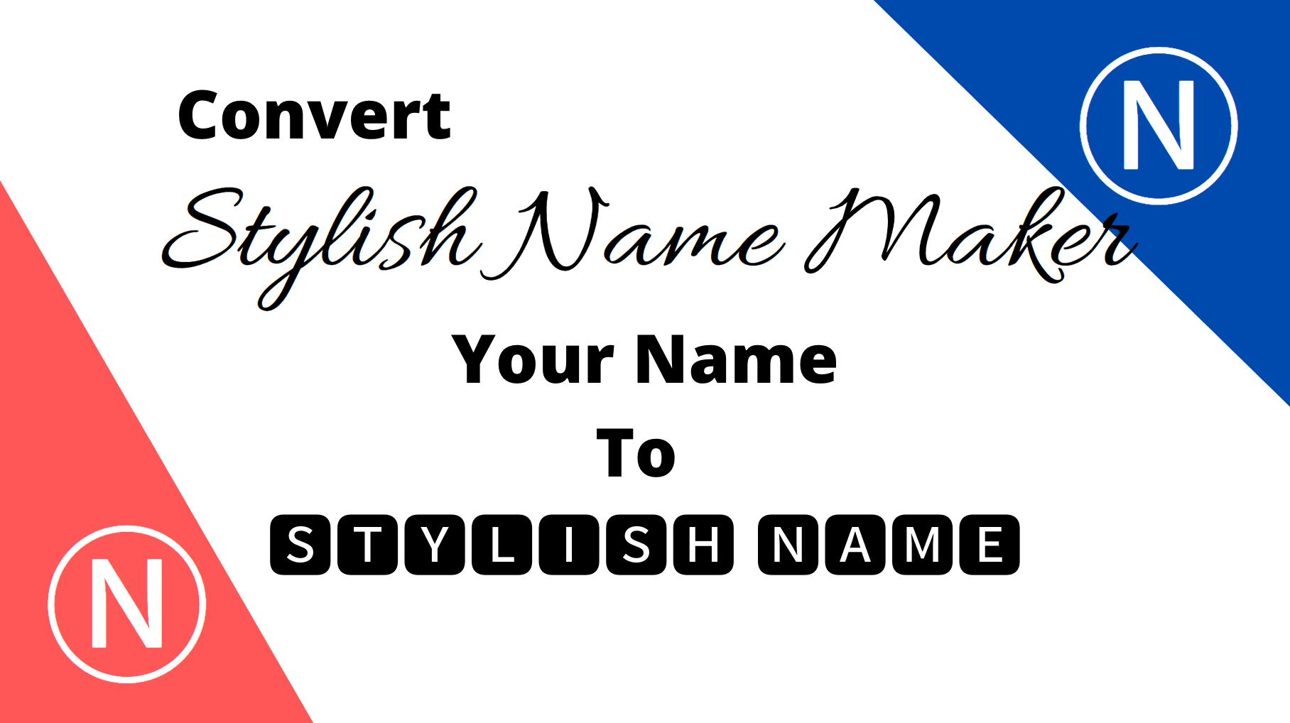 Stylish Name