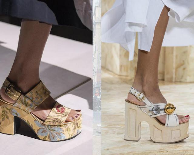 Модная обувь весна-лето 2020 6-1