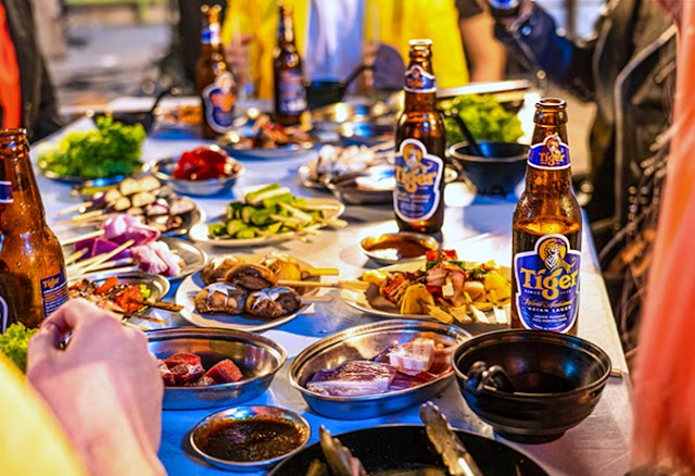 Street Food, Tiger Beer, Save Our Street Food Fund, Movement Control Order, MCO, Food