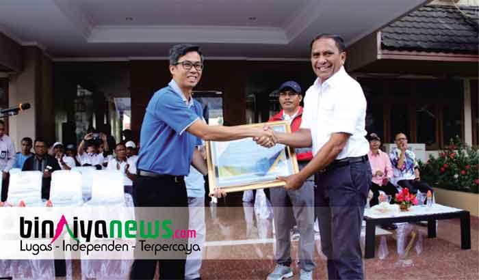 Raih WTP, Pemkab Malteng Kembali Terima Penghargaan Menteri Keuangan