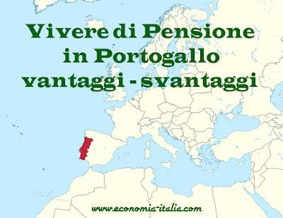Trasferirsi e vivere in Pensione in Portogallo: vantaggi e svantaggi