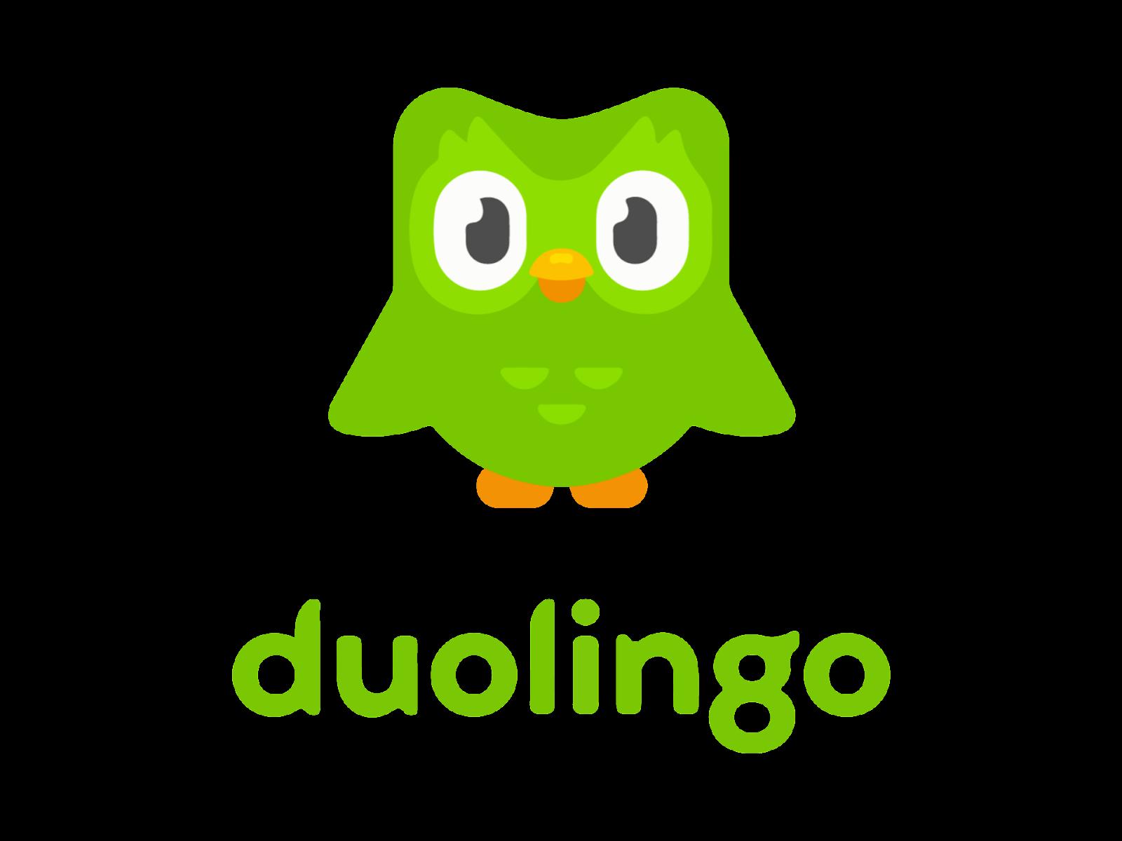 Logo Duolingo Format PNG