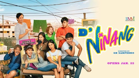 D'Ninang a Comedy Movie from Regal Entertainment Inc. Showing this January 22 in cinemas nationwide