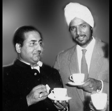 Deedar Singh Pardesi Punjabi Folk Singer With Muhamad Rafi HD Wallpaper Photo Images