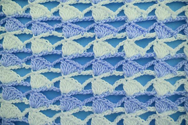 3 - Crochet Imagen Puntada a crochet de verano para blusas ganchillo por Majovel Crochet