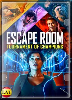 Escape Room 2: Reto Mortal (2021) DVDRIP LATINO