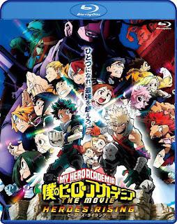 My Hero Academia: Heroes Rising [BD25] *Subtitulada