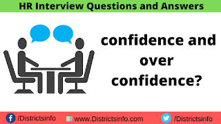 What is the difference between confidence and over confidence?