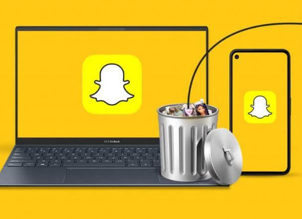 استعادة, صور, سناب, شات, المحذوفة, من, جهاز, الكمبيوتر, ومعرض, الهاتف