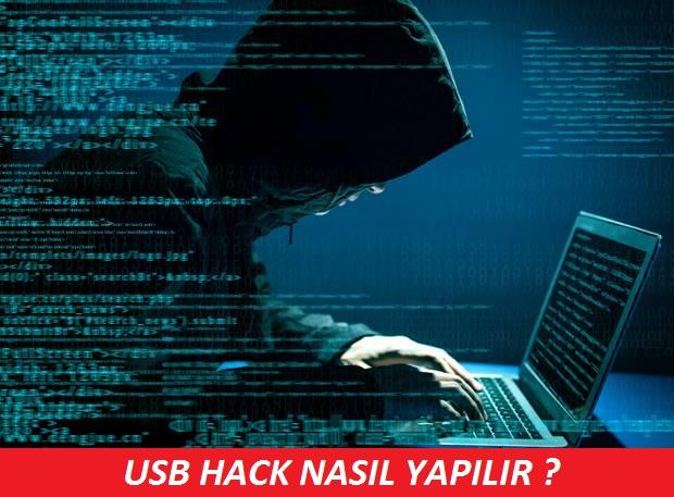 Usb Bellek Kopyalama - Usb Hack Nasıl Yapılır
