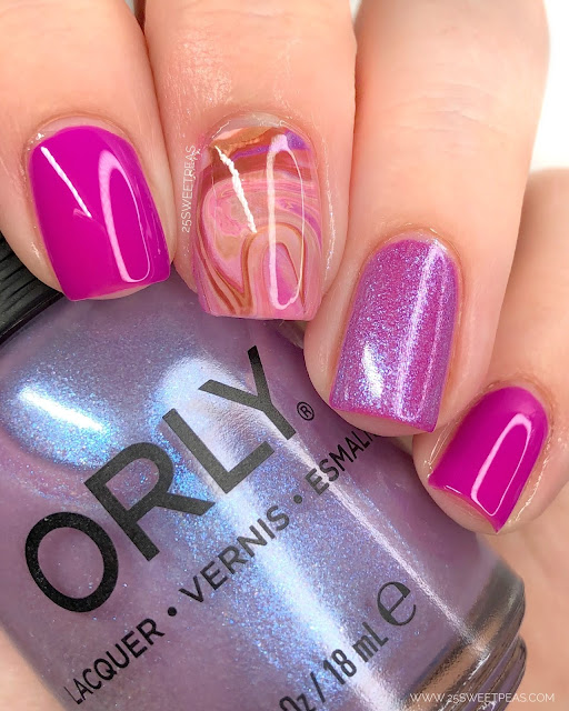 Orly Marble 25 Sweetpeas