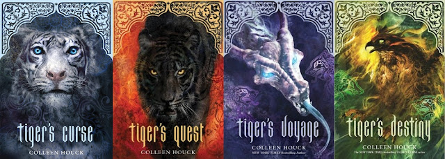 Jardim De Palavras Saga A Maldição Do Tigre Frases