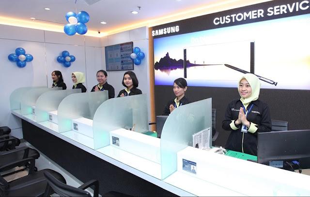 Alamat Service Center Samsung Bandung