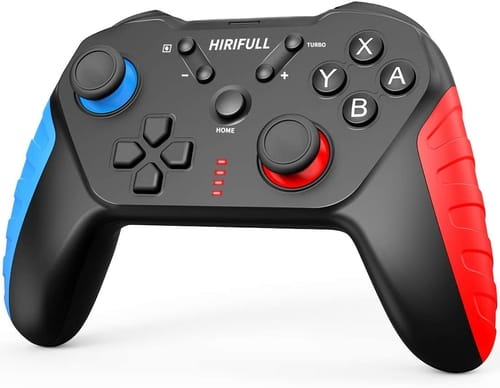 Review HIRIFULL Wireless Controller for Nintendo Switch