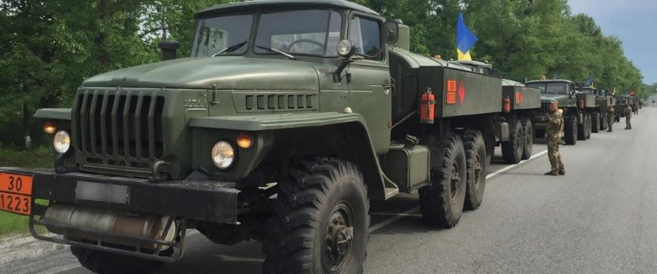 Мінооборони відремонтує 235 радянських вантажівок за 280 млн