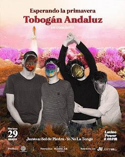 Concierto de Tobogán Andalúz en Bogota