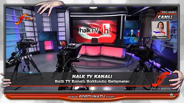 HALK TV'DE TÜRKİYE'YE İŞGALCİ DİYENE CEZA