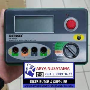 Jual Insulation Tester DEKKO KY-3005A di Bekasi