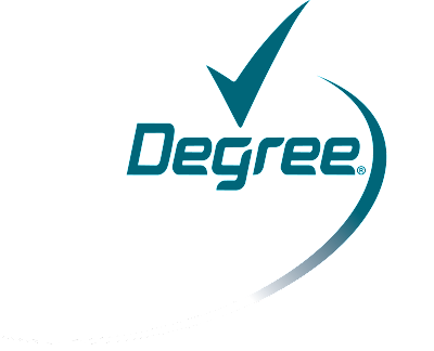 degree deodorant logo - photo #1
