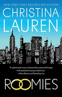 Book Review and GIVEAWAY: Roomies, by Christina Lauren