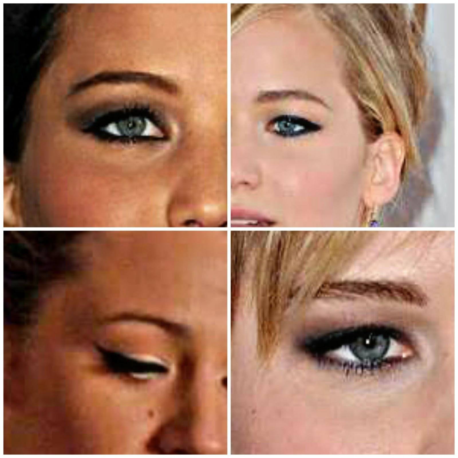 Natural Cat Eye Makeup