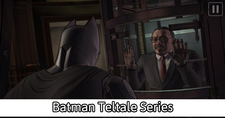 Batman The Telltale Series Apk Mode