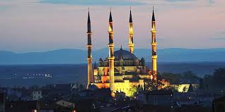 Masjid Selimiye: Karya Termasyhur dari Mimar Sinan
