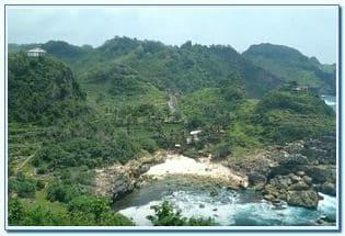 Rute Pantai Sembukan Wonogiri