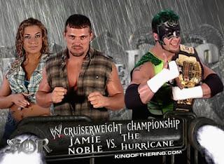 WWE King of the Ring 2002 - Jamie Noble vs. The Hurricane
