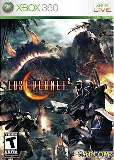 Lost Planet 2 (Xbox 360) 2010