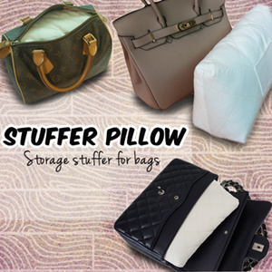 0e88f7aaac6 If coated canvas and leather bags are folded for long period of time,  unsightly fold lines will appear. Store your precious bags stuffed and they  will ...