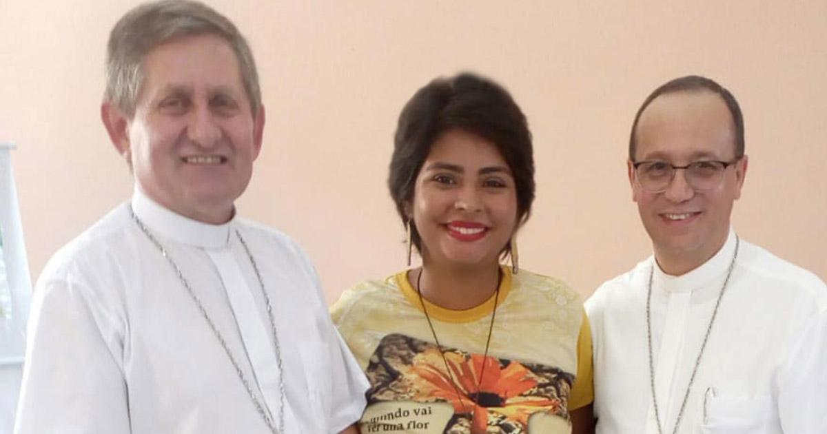 JUFRA CE/PI marca presença em Encontro com Dom Vilsom Basso, Presidente da Comissão Episcopal Pastoral para a Juventude