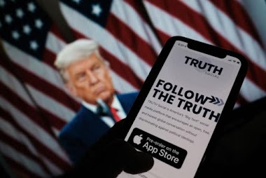 'Hackean' la red social 'TRUTH Social' de Donald Trump, horas después del anuncio de su lanzamiento