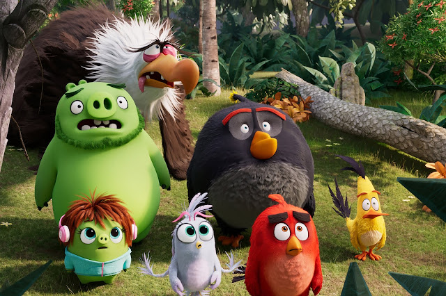 """Angry Birds 2"""