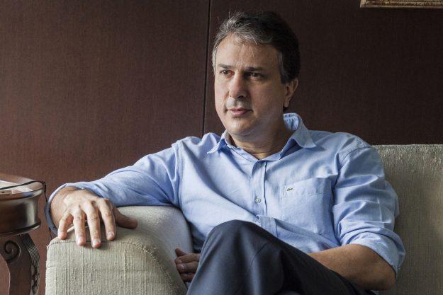 Camilo admite, pela primeira vez, aliança com Eunício Oliveira